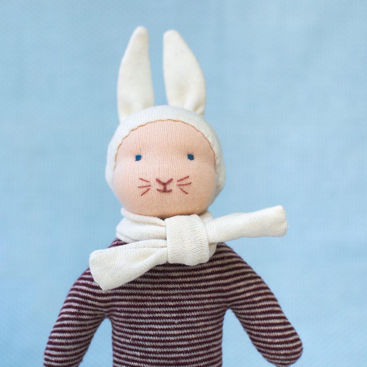 le kit du petit lapin rouge