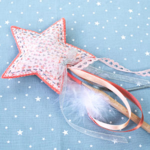 la baguette magique à faire soi-même, un kit Pique & Colegram