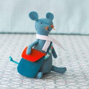 La souris pour les dents à faire soi-même