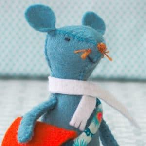 La souris pour les dents, un kit Pique & Colegram pour permettre à l'enfant d'y glisser sa petite dent