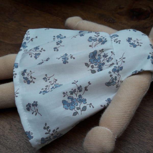 robe de poupée Pique & Colegram
