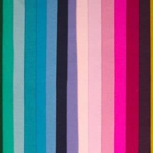 feutrine de laine de très grande qualité, 100% laine, écologique et déclinée en 34 couleurs