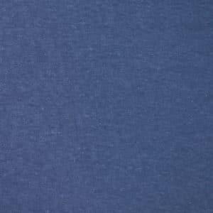 jersey  fin chanvre et coton bio indigo