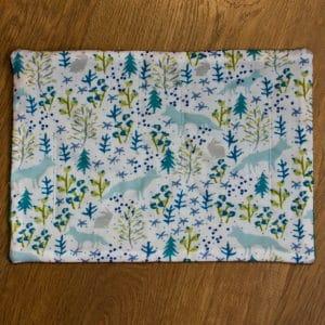 kit couture labyrinthe en tissu oeko-tex