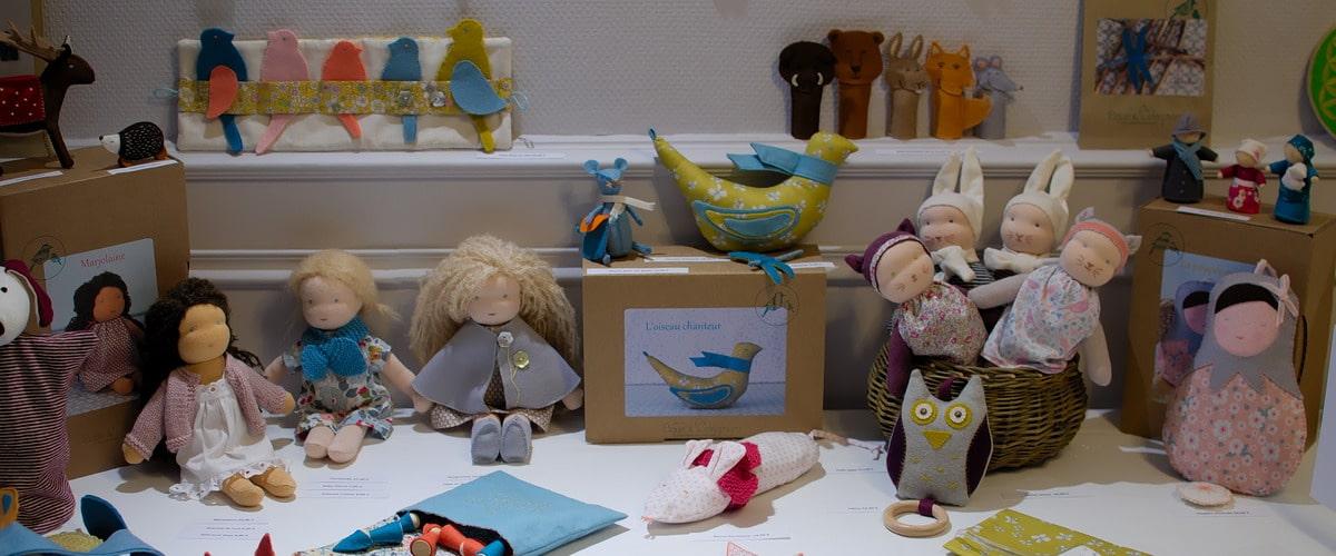 kits créatifs Pique & Colegram
