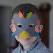 kit masque oiseau des îles