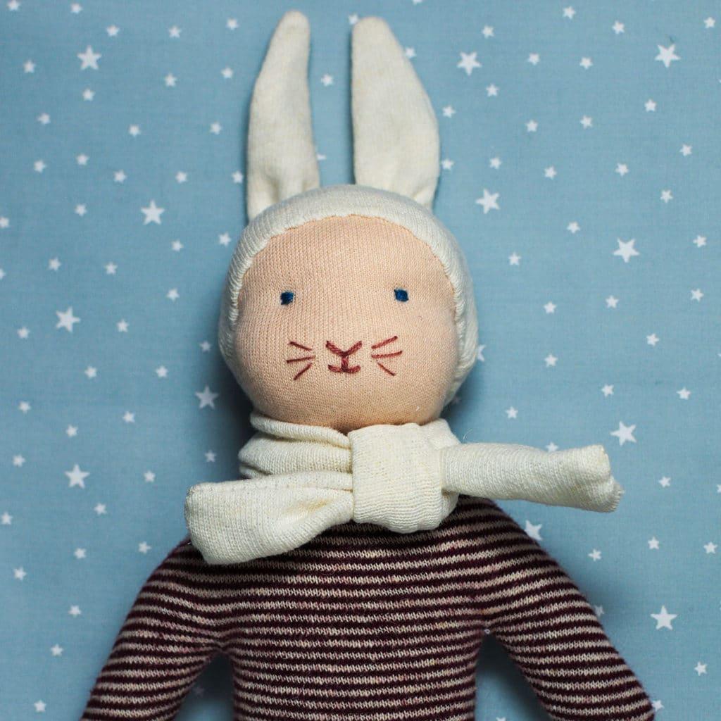 petit lapin à faire soi-même