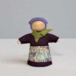 Alma, petit personnage à faire soi-même
