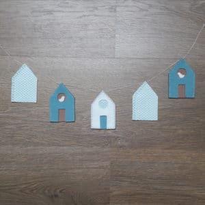 les petites maisons flocons, un kit Pique & Colegram