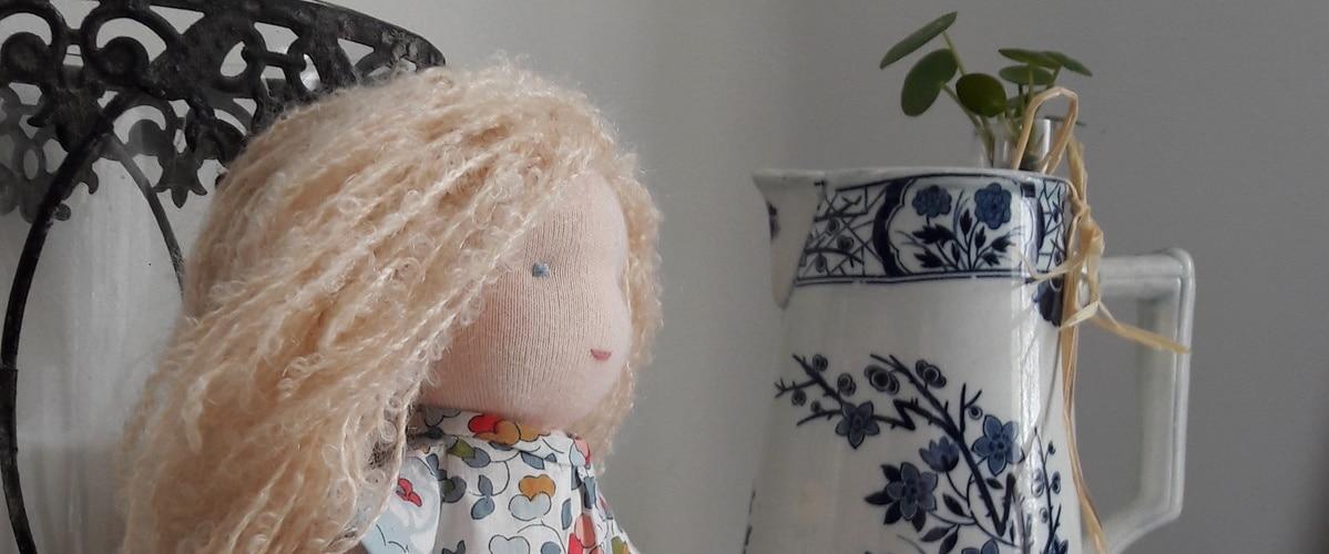 comment choisir son kit poupée Waldorf chez Pique & Colegram