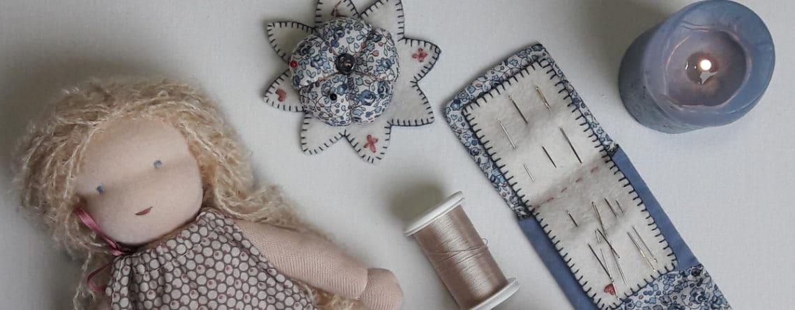Les ateliers poupées Waldorf du second trimestre 2018 chez Pique & Colegram