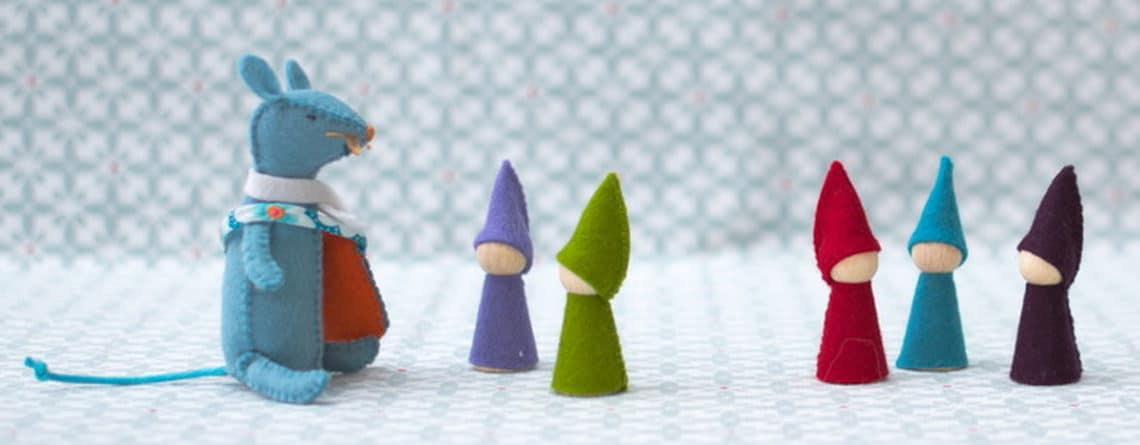 La souris pour les dents, un de vos kits préférés chez Pique & Colegram