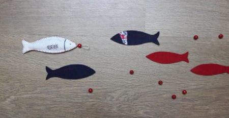 poissons d'avril à faire soi-même, un tuto Pique & Colegram!