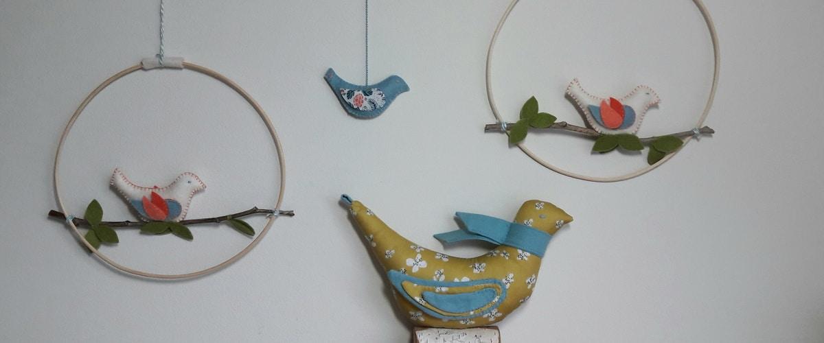 le mois de Mai et les oiseaux, quelques mots de Pique & Colegram...