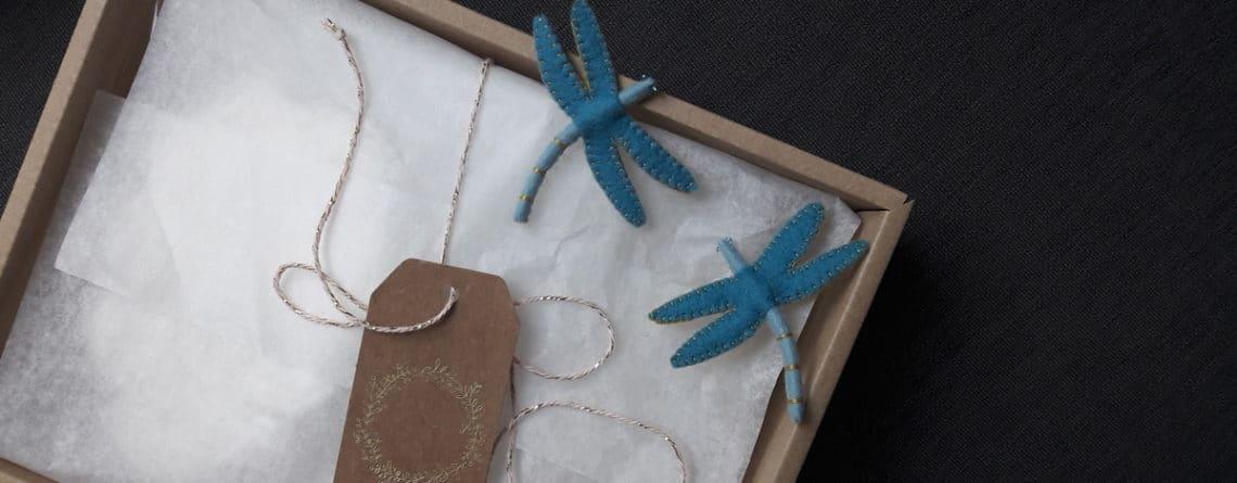 La box créative Petits Trésors, une boxPique & Colegram