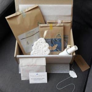 La box créative Rêve, des kits et des cadeaux de créateurs
