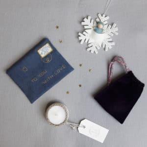 La box créative Petits Trésors par Pique & Colegram