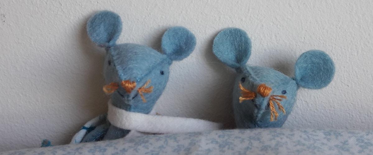 La souris pour les dents, un kit Pique & Colegram
