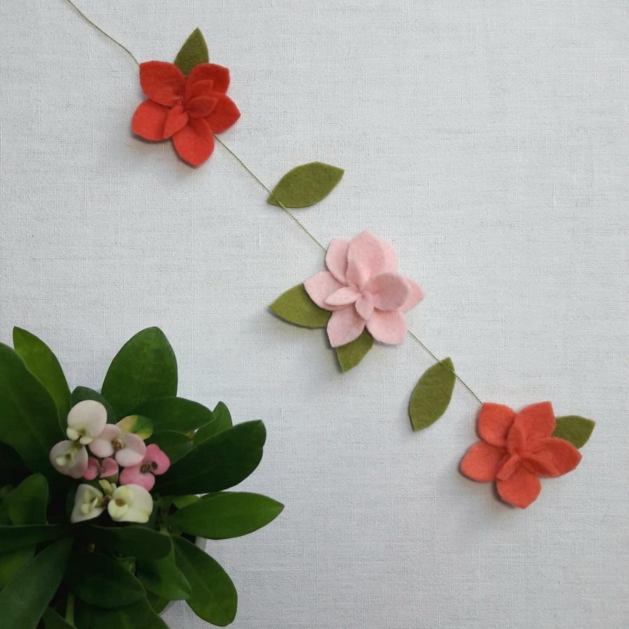 Atelier fleurs organisé par Pique & Colegram