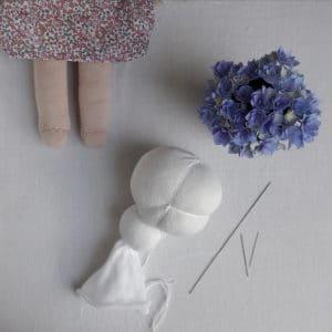 Atelier pour démarrer sa poupée avec confection de la sous-têtede la poupée Waldorf