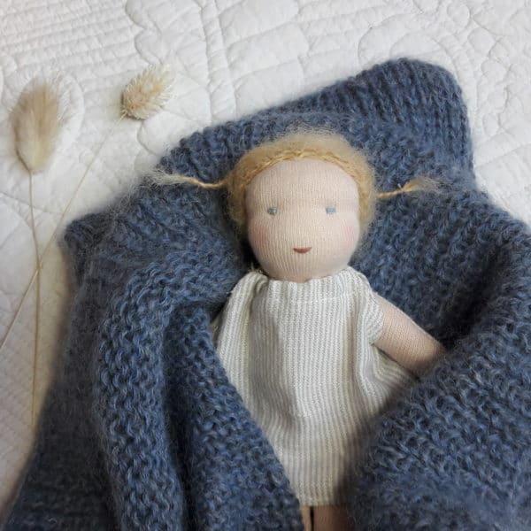 petite centaurée, poupée Waldorf créée par Pique & Colegram