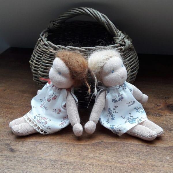 Petite Centaurée, mini poupées chez Pique & Colegram