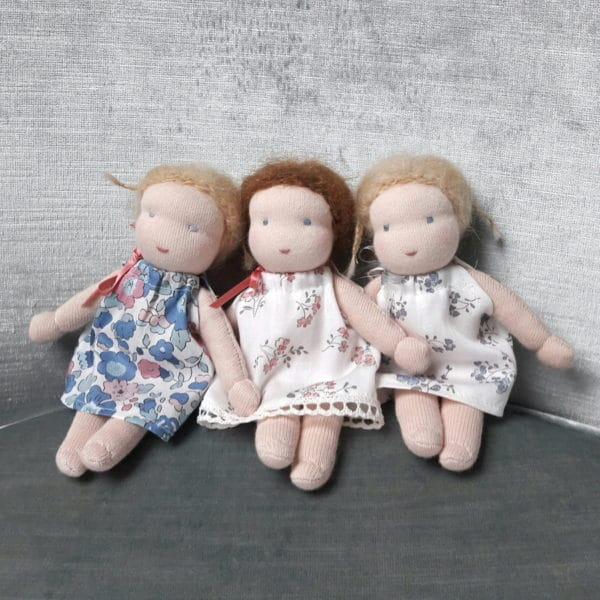 Les poupées Petite Centaurée chez Pique & Colegram
