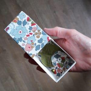 mini boite à couture, un modèle Pique & Colegram