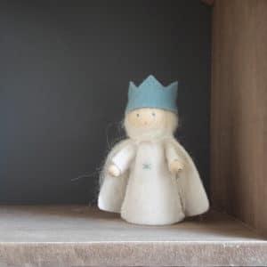 Le roi Hiver, un kit Pique & Colegram