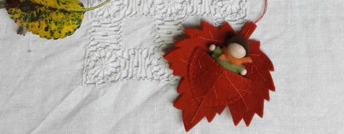 C'est l'automne!
