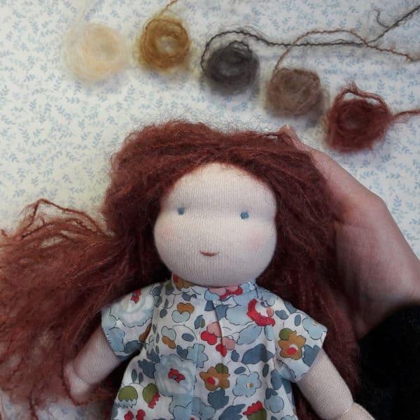 la laine Dolly Mo Lang Yarn Mohair chez Pique & Colegram