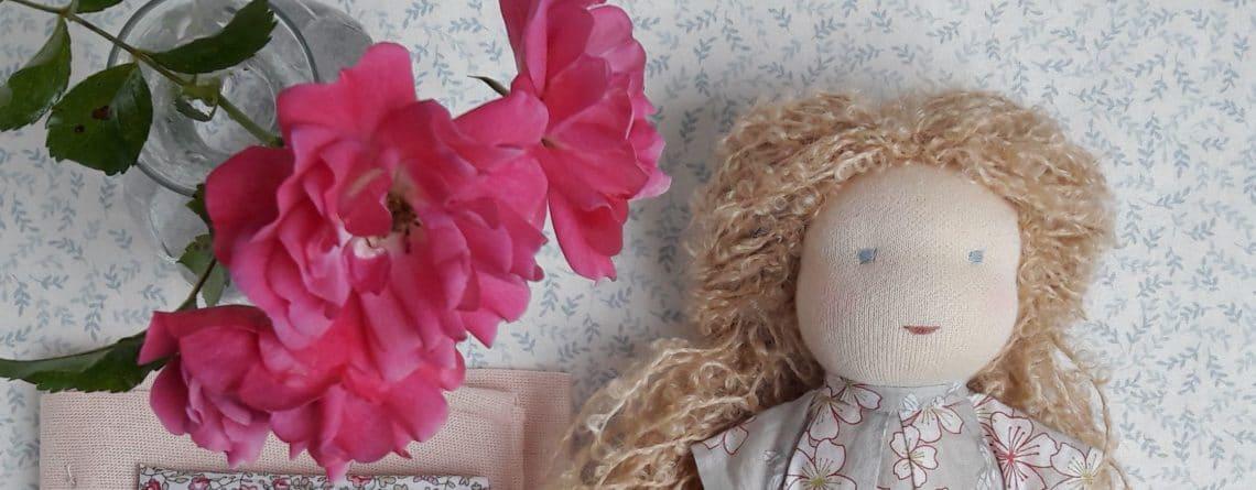 Mes poupées Waldorf pour vos enfants