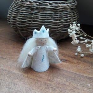 La reine de l'hiver, un kit Pique & Colegram